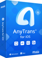 AnyTrans - Single License (1 Year)