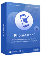 PhoneClean Pro for Windows