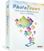 PhotoTrans for Windows boxshot