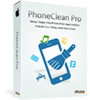 PhoneClean Pro - Personal License boxshot