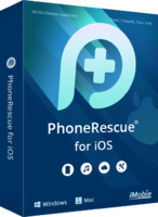 PhoneRescue for iOS - 1 Year License